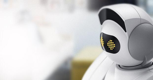 Robot pokazany na CES 2018 przez Aeolus Robotics