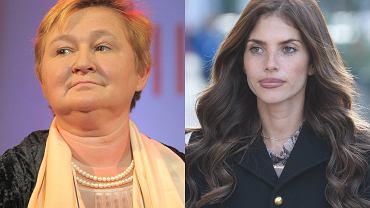 Magdalena Środa i Weronika Rosati