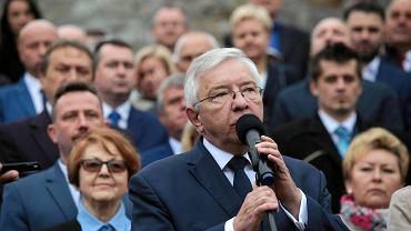 Wybory samorządowe 2018. Krzysztof Lipiec
