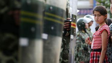 Protesty w Urumczi. W 2009 r. w krwawych walkach na ulicach miasta zginęło ponad 150 osób