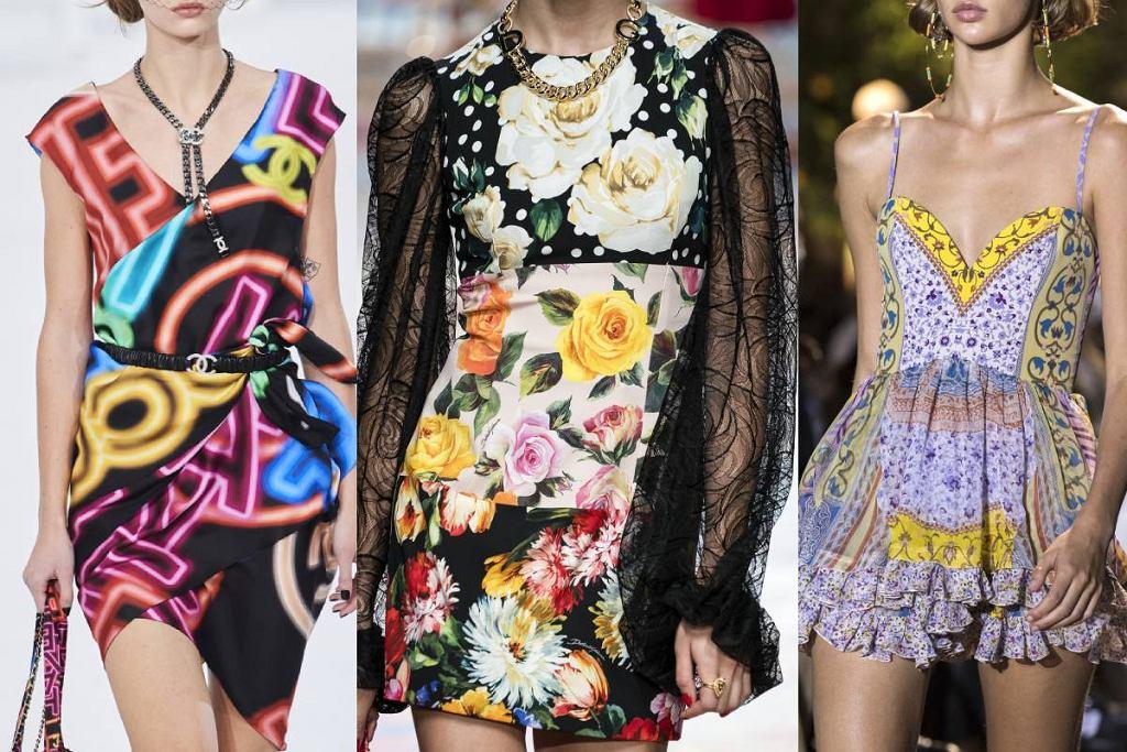 Chanel, Dolce&Gabbana, Etro