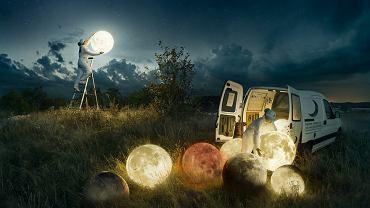 Księżycowy serwis