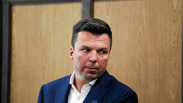 Marek Falenta w 2016 r.