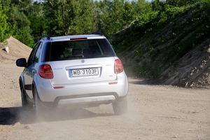 Suzuki SX4 1.6 4WD - test | Za kierownicą