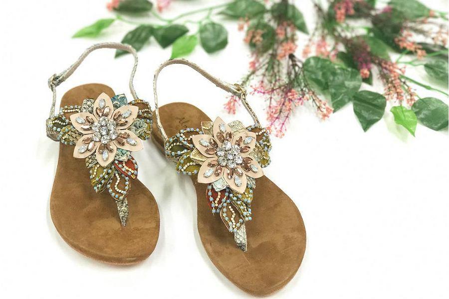 sandały Alma en Pena