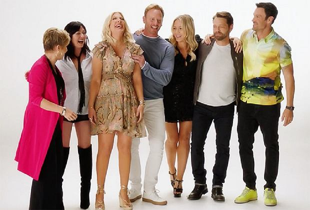 The Crew Is Reunited: Opening Credits | BH90210