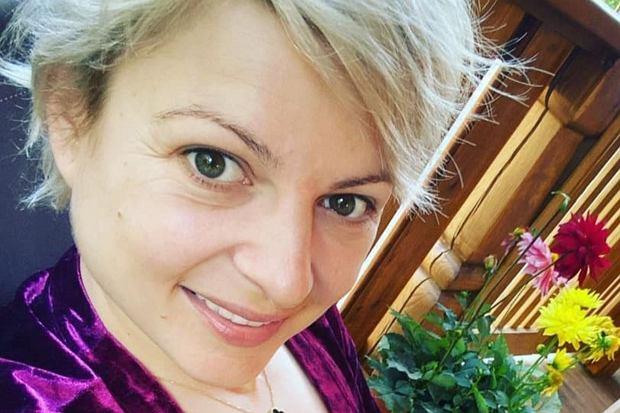 Magdalena Narożna nie musi daleko wyjeżdżać, aby odpocząć. Piosenkarka może pochwalić się dużym i pięknym tarasem, który jest idealnym miejscem do relaksu.