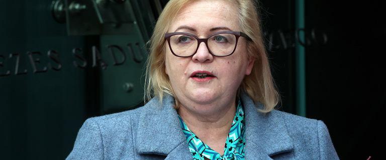 Manowska: Słowa ministra Ziobry uważam za przesadzone. Przekroczono granice