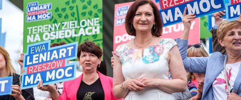 Wybory w Rzeszowie. Leniart po ogłoszeniu sondażowych wyników: Do zobaczenia rano