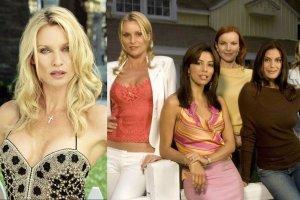 Nicollette Sheridan, Eva Longoria, Marcia Gross, Teri Hatcher i  Felicity Huffman w Gotowych na wszystko