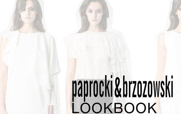 P&B - lookbook wiosna/lato 2013