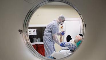 Epidemia koronawirus (zdjęcie ilustracyjne)