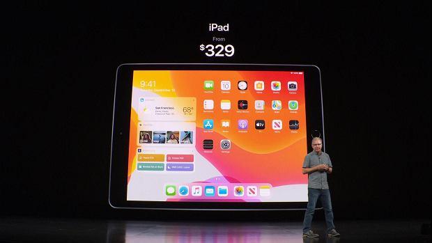 Apple prezentuje nowego iPada