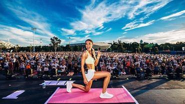 Kayla Itsines bije rekordy Guinnessa