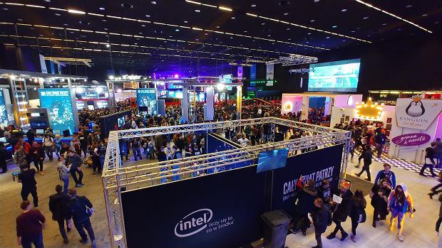 Strefa IEM Expo w MCK podczas IEM 2018