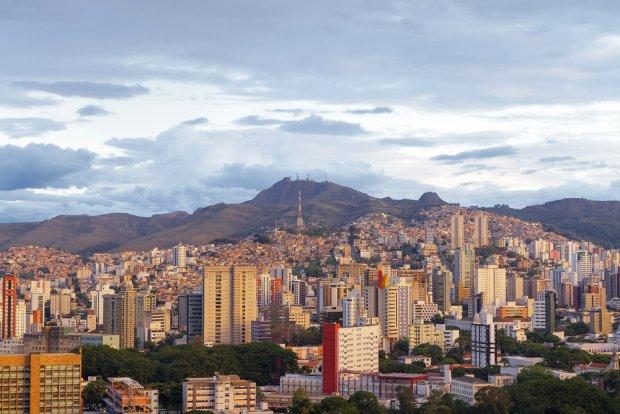 Belo Horizonte, fot. Ronaldo Almeida / shutterstock.com