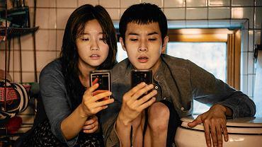 Kadr z filmu 'Parasite'