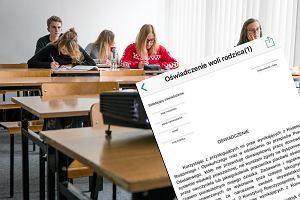 Prace domowe to naruszenie swobód obywatelskich? Oświadczenia rodziców mają uwolnić uczniów od nadmiaru pracy