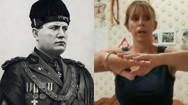 Benito Mussolini, Alessandra Mussolini