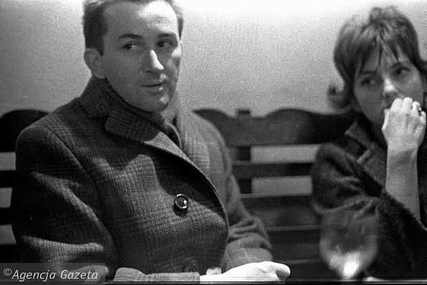 Kazimierz Kutz w 1962 r.