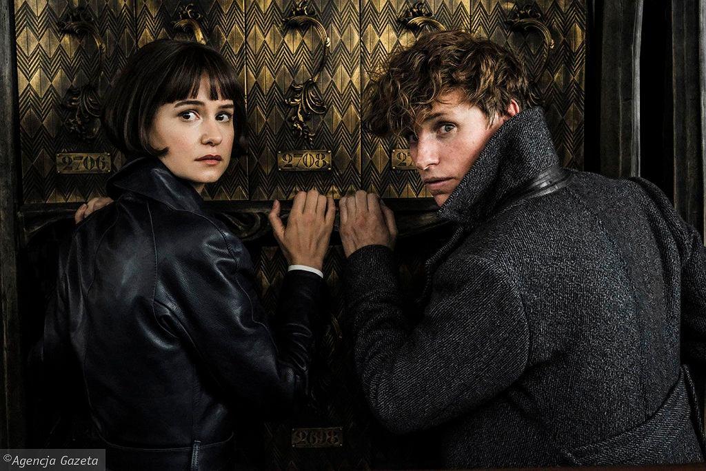 Kadr z filmu 'Fantastyczne zwierzęta: Zbrodnie Grindelwalda'