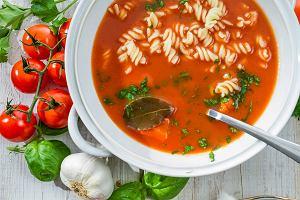 Zupa pomidorowa może mieć zupełnie inny smak. Wystarczy dodać jeden składnik