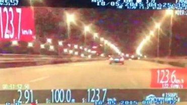 Kierowca w Szczecinie o 50 km przekroczył dopuszczalną prędkość i na trzy miesiące stracił prawo jazdy