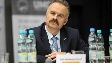 Szef rządowego Centrum Analiz Strateg prof. Waldemar Paruch