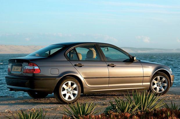 BMW 320d (E46) z 2001 roku