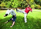 Capoeira: ćwiczymy w parku taniec wojownika