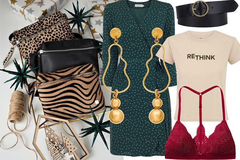 bf7eac85fd613 Aby ułatwić wam zadanie, przygotowałyśmy 10 pomysłów na stylowe podarunki.  Zegarek, T-shirt, a może torebka - tak, tylko jakie?