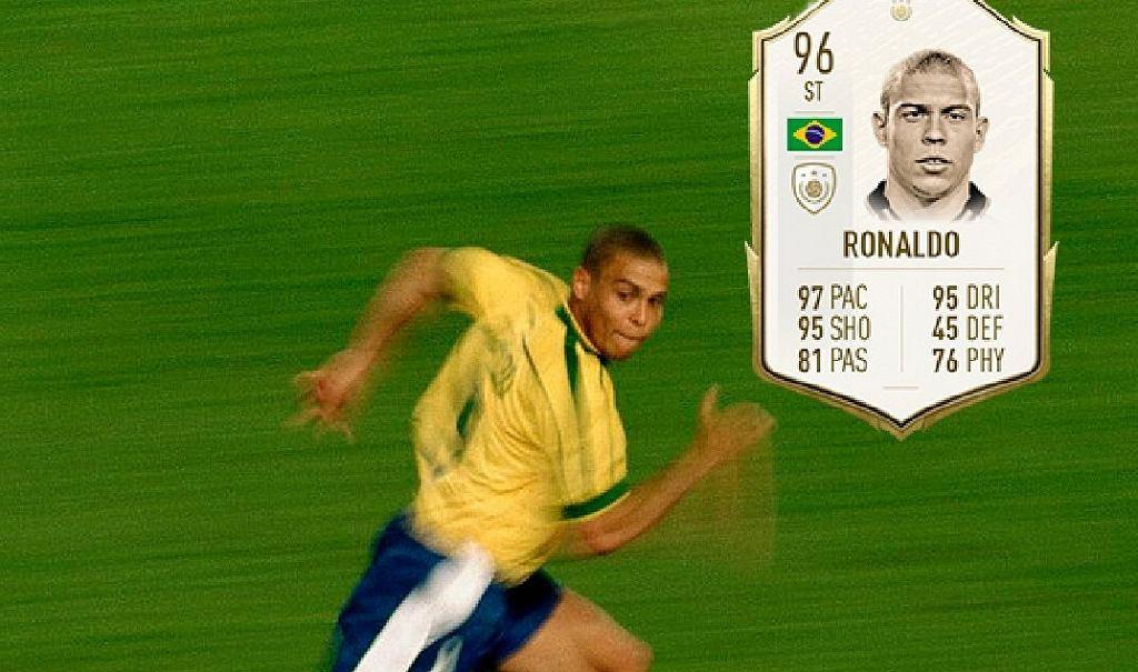 Ronaldo w FIFA 21