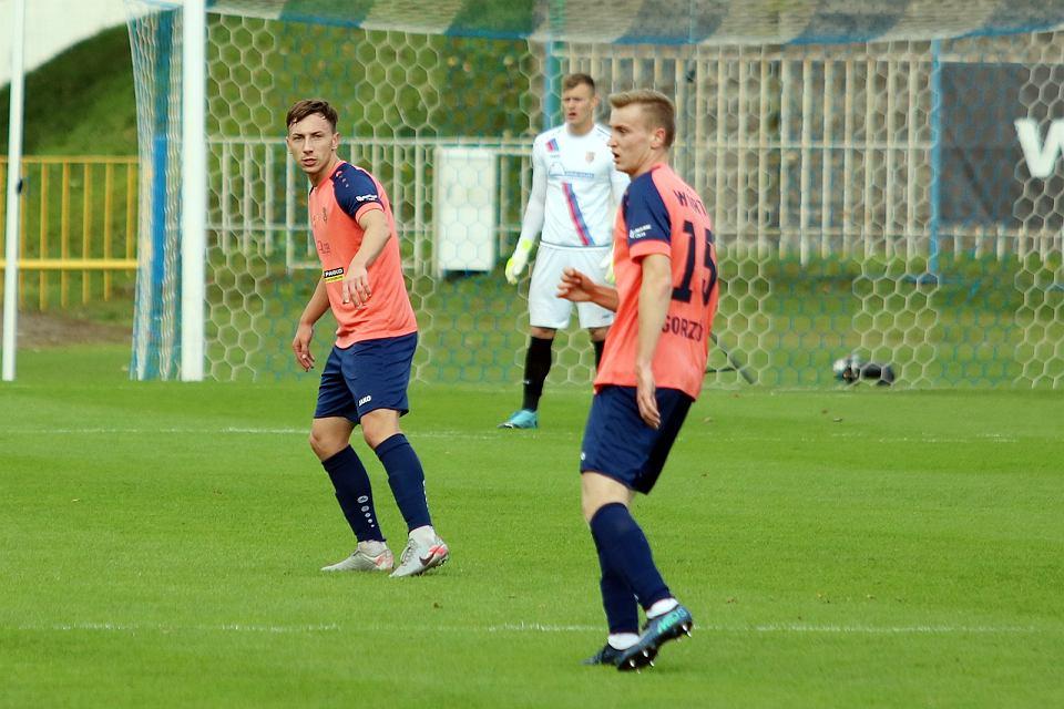 Zdjęcie numer 57 w galerii - Bez bramek w meczu piłkarzy Warty Gorzów, rozgrywanym przy pustych trybunach [ZDJĘCIA]