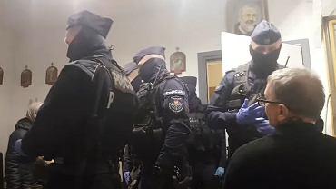Interwencja policjantów