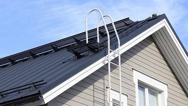Komunikacja dachowa firmy Ruukki