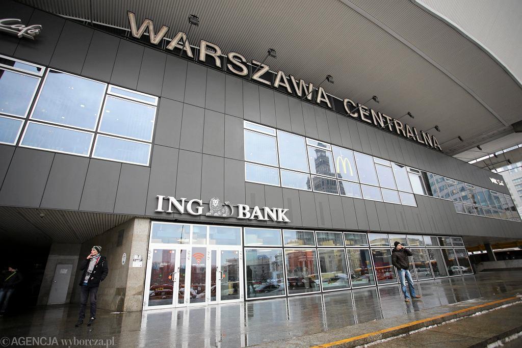 Dworzec Centralny w Warszawie zmieni nazwę i zyska patrona