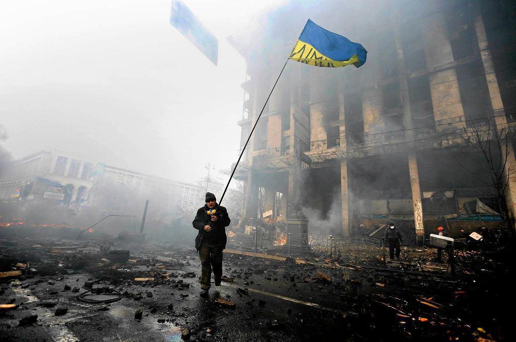 20 lutego w Kijowie