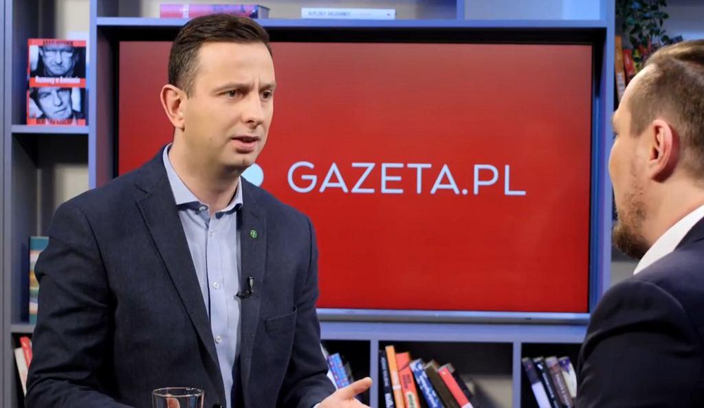 Kosiniak-Kamysz w Gazeta.pl
