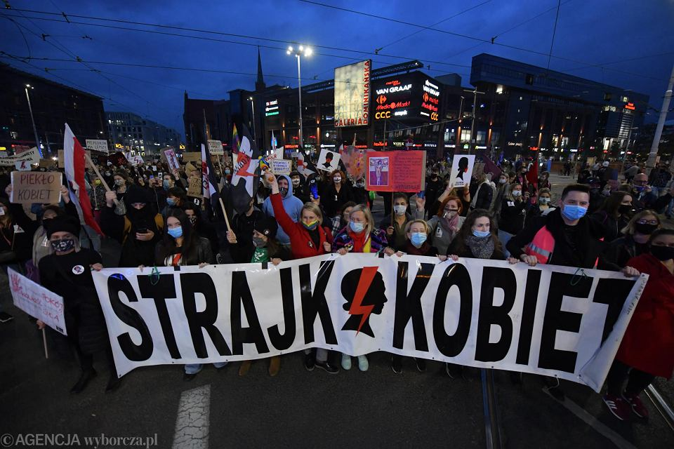 Mirosław Lach, radny PiS, o manifestacjach: Po wyroku można było się spodziewać takich reakcji kobiet i mężczyzn je wspierających