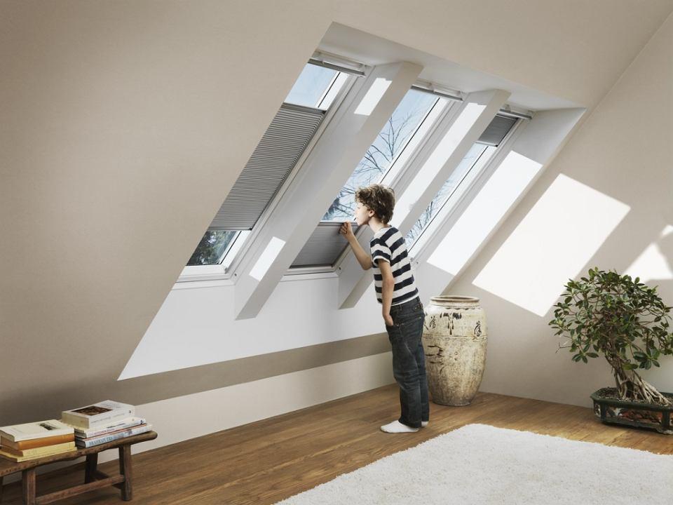 Okno dachowe Everfinish