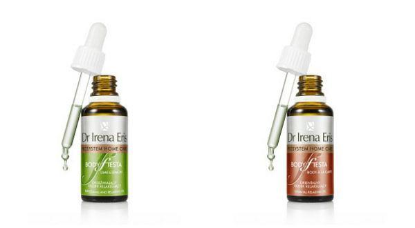 Olejki relaksujące do aromaterapii Dr Irena Eris
