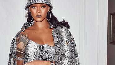 Czy Rihanna odniesie sukces w świecie wielkiej mody?