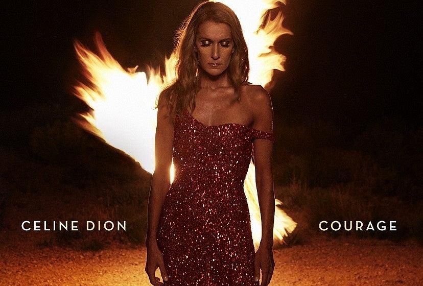 Celine Dion 'Courage'