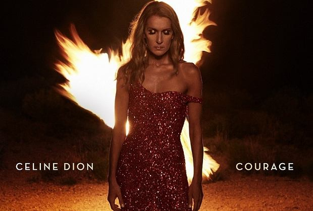 Celine Dion 'Courage'