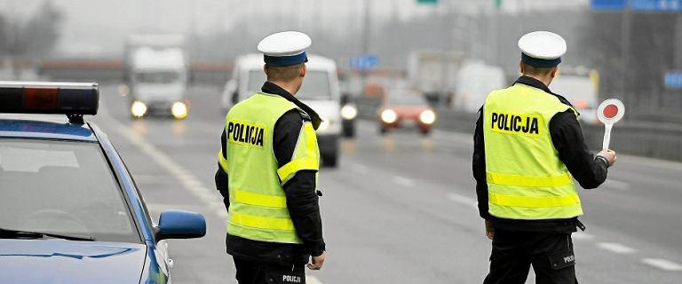 Katowicka drogówka w jeden dzień zatrzymała 70 dowodów rejestracyjnych
