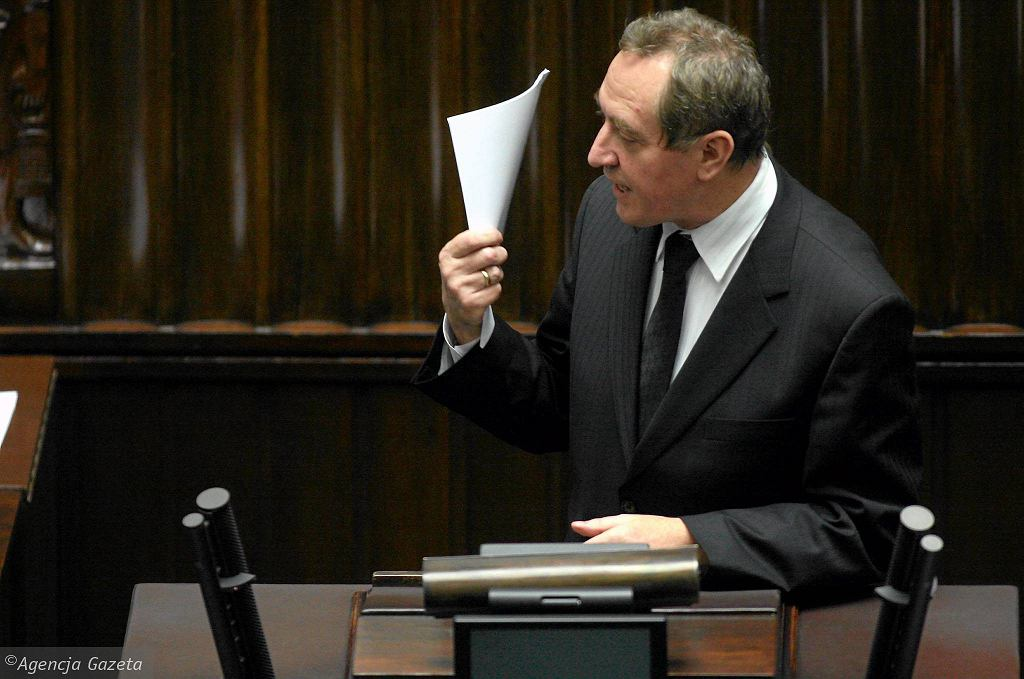 Henryk Kowalczyk, poseł PiS typowany na ministra finansów