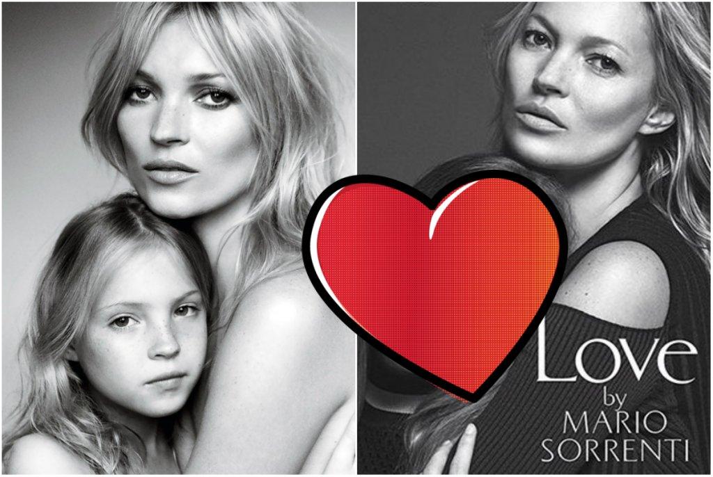 Lila Grace Moss Hack i Kate Moss dla
