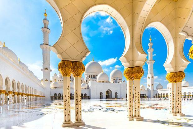 Meczet Szejka Zajida w Abu Zadi