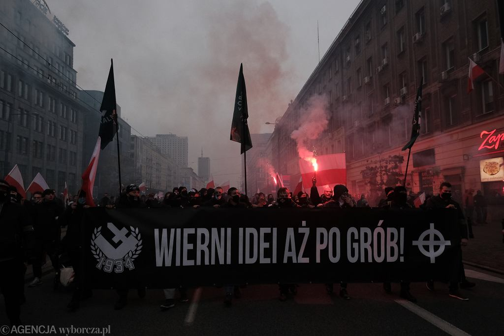 Lewica i Polska 2050 chcą zdelegalizowania Marszu Niepodległości