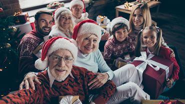 Więzy między pokoleniami najłatwiej zacieśniać przy świątecznym stole